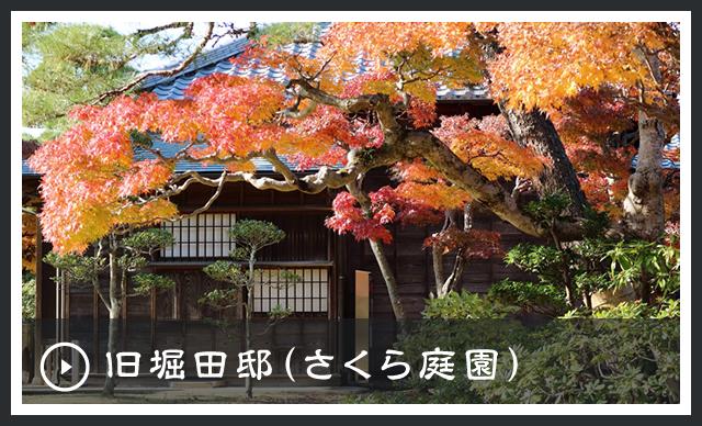 旧堀田邸(さくら庭園)